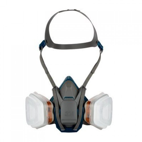 3M Spray Paint Respirator 6502QL A2P3 Set