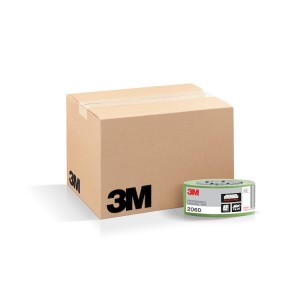 """3M™ 2060 Rough Surface Professional Masking Tape 2"""" / 48mm Box Of 24"""