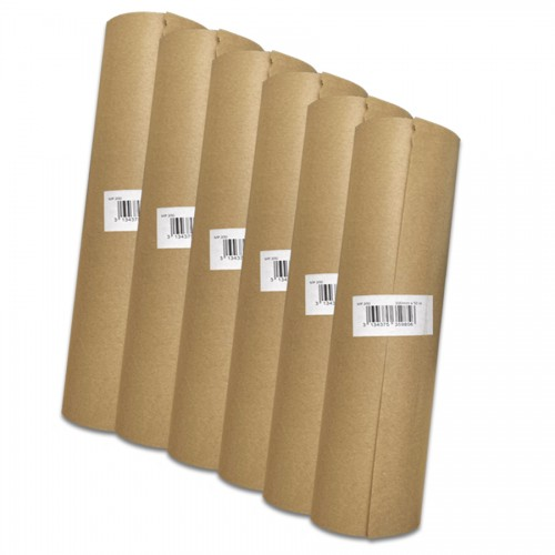 """3M MP300 Masking Paper 12"""" Pack of 6"""