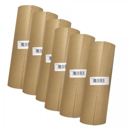 """3M MP150 Masking Paper 6"""" Pack of 6"""
