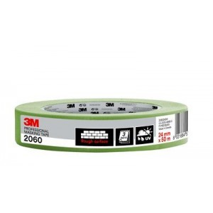 """3M Professional Rough Surface Masking Tape 1"""" / 24mm"""