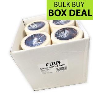 "STUK General Purpose Masking Tape 1"" Box Of 36"