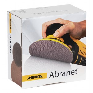 Mirka Abranet 77mm Pack Of 50