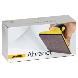 Mirka Abranet Handy Grip Strips 80 x 230mm Box of 50