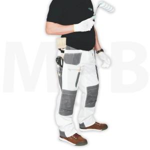 Axus Painter's S-Tex Trousers (Grey Series)