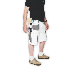 Axus Painter's S-Tex Shorts (Grey Series)