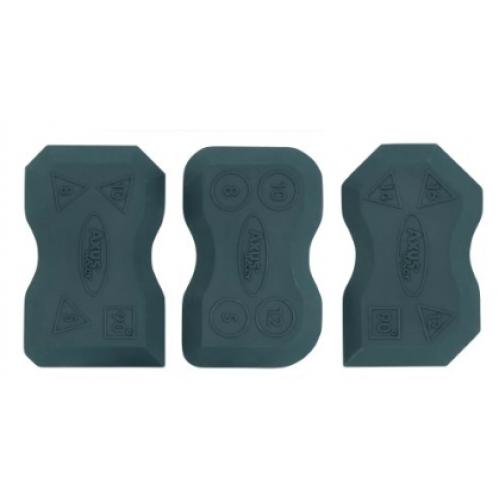 Axus Onyx Sealant Applicators 3 Pack