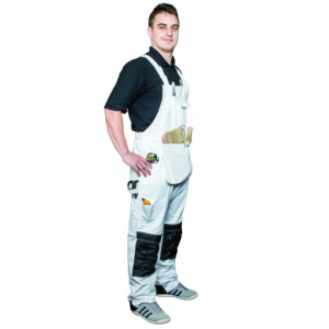 Axus Painter's Bib & Brace (Blue Series)