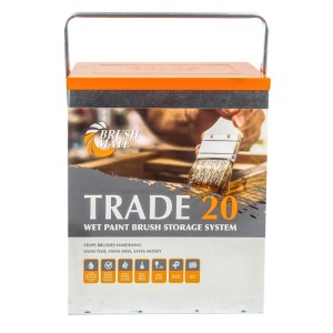 Brush Mate Trade 20 Paint Brush Storage System