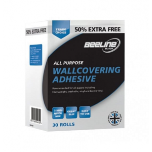 Beeline Trade Wallpaper Paste 30 Roll Pack