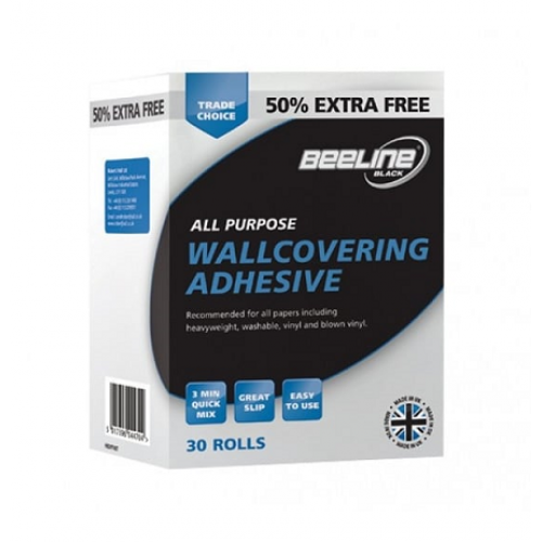 Beeline Trade Wallpaper Paste 30 Roll Pack