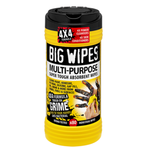 Big Wipes Multi - Purpose Wipes 80 Pack