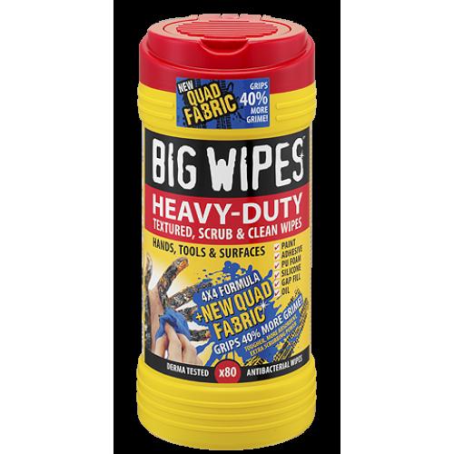 Big Wipes Heavy Duty Wipes 80 Pack