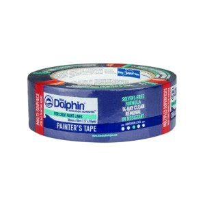 "Blue Dolphin 14 Day Painters Tape 1"" / 24mm"