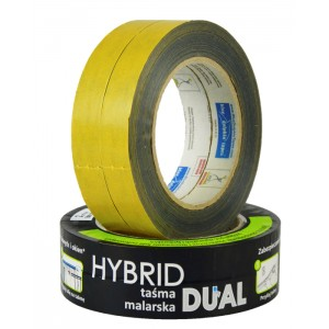Blue Dolphin Double Sided Painter's Tape Hybrid Dual