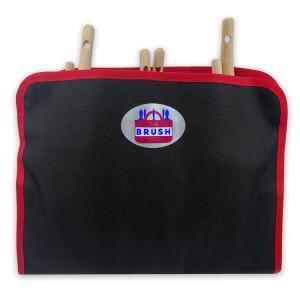 Brush Tote Paint Brush Storage Bag - Large (6 Brushes)