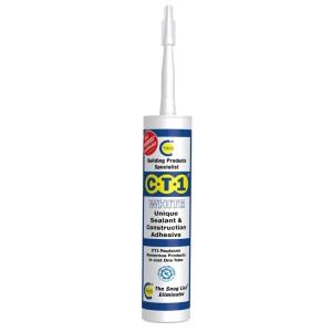 C-Tech CT1 Sealant & Construction Adhesive 290ml