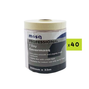 Ciret CoverMasq 7 Day 550mm x 33m Box Of 40