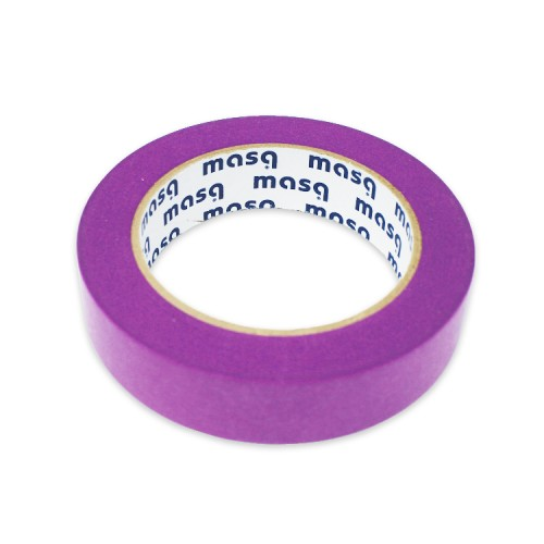 "Ciret Masq Purple Low Tack Painters Tape 2""/50mm"