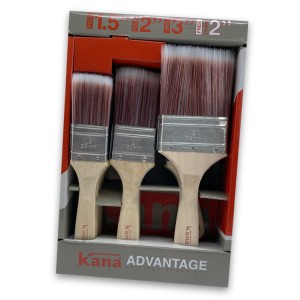 Ciret Kana Advantage Brush Set 10 pack
