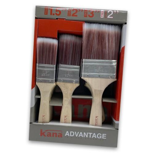 Ciret Kana Advantage Brush Set 10 pack