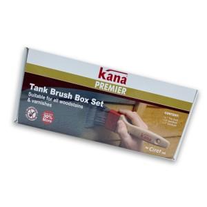 Ciret Kana Tank Brush Set 3 Pack