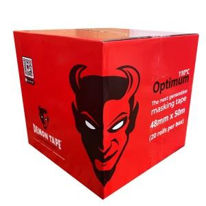 "Demon Optimum110°C  Masking Tape 2"" / 48mm Box of 20"