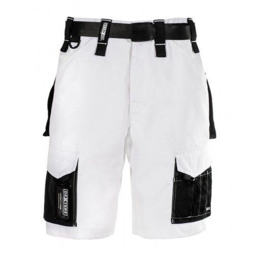 Dexters Painter's Shorts White