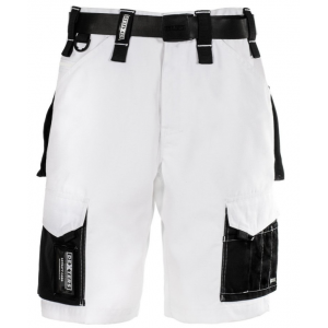 Dexters Female Tradesman Shorts White