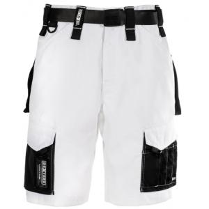 Dexters Female Tradesman Shorts White
