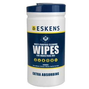 Eskens Multi-Purpose Cleaning Wipes 100 Pack