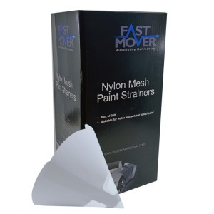 Fast Mover Paper Paint Strainers Box of 250