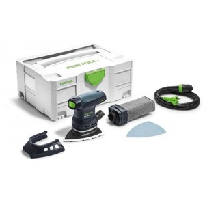 Festool Cordless Delta Sander DTSC 400 Li 3,1 I-Plus GB