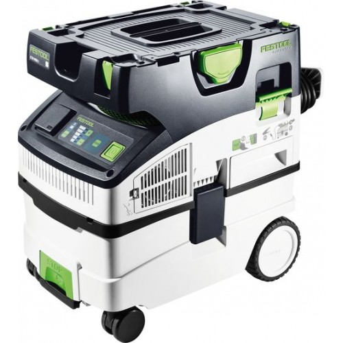 Festool Mobile Dust Extractor CTM MIDI I GB 240V CLEANTEC (M Class)