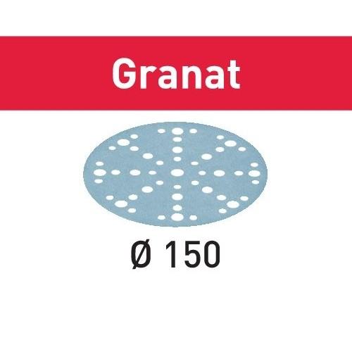 Festool Granat 150mm Sanding Discs Mix & Match 30 Discs