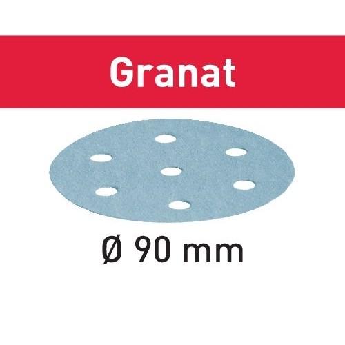 Festool Granat 90mm Sanding Discs