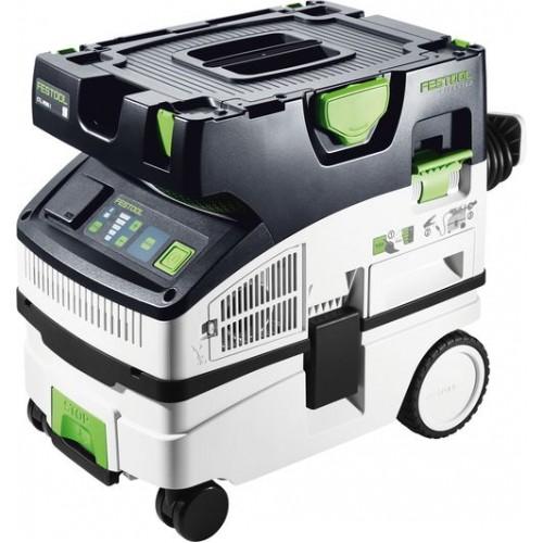 Festool Mobile Dust Extractor CTL MINI I GB 110V CLEANTEC (L Class)
