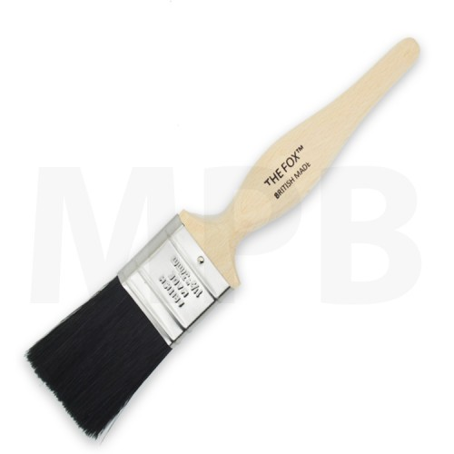 "The Fox Bristle 1.5"" Paint Brush"