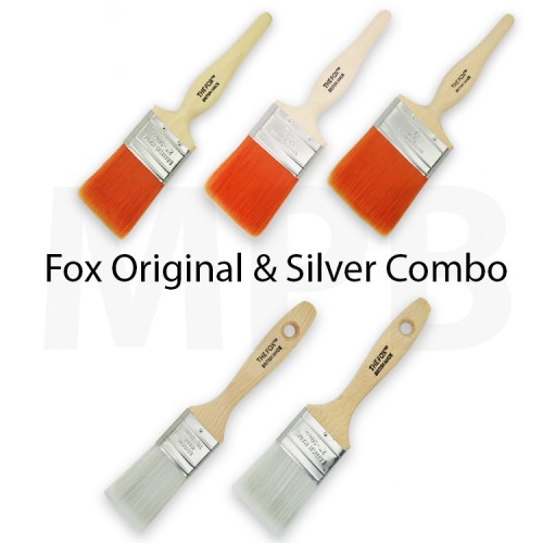 The Fox Original & Silver Combo Deal