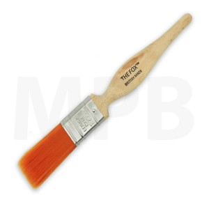 "The Fox Original 1"" Straight Cut Paint Brush"