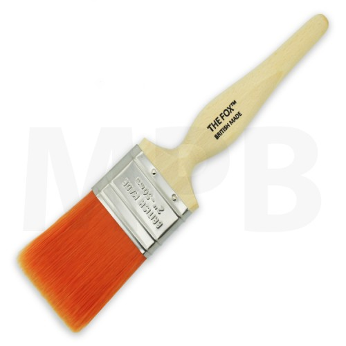 "The Fox Original 2"" Straight Cut Paint Brush"