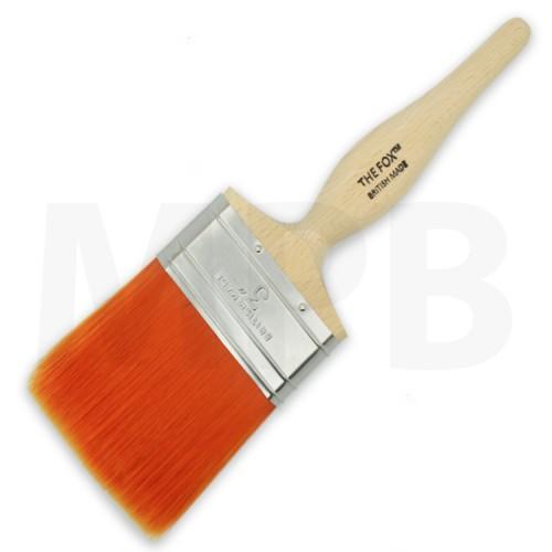"The Fox Original 3"" Straight Cut Paint Brush"
