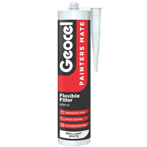Geocel Painters Mate Flexible Acrylic Filler 310ml