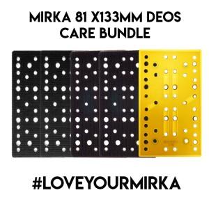 Mirka Care Bundle Deos 81 x 133mm LIMITED EDITION