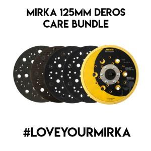Mirka Care Bundle Deros 125mm LIMITED EDITION