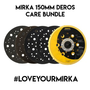 Mirka Care Bundle Deros 150mm LIMITED EDITION