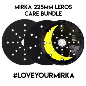 Mirka Care Bundle Leros 225mm LIMITED EDITION