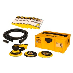 Mirka Deros 5650CV Deco Solution Kit 230v DELIVERY END OF JUNE 2021