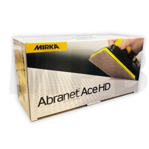 Mirka Abranet Ace Heavy Duty 81 x 133mm Pack of 25