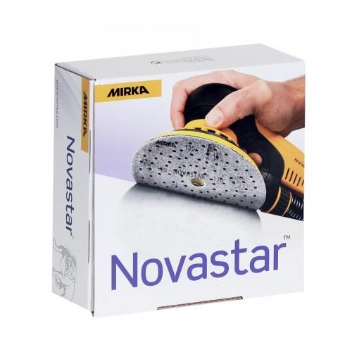 Mirka Novastar 125mm 100 Pack